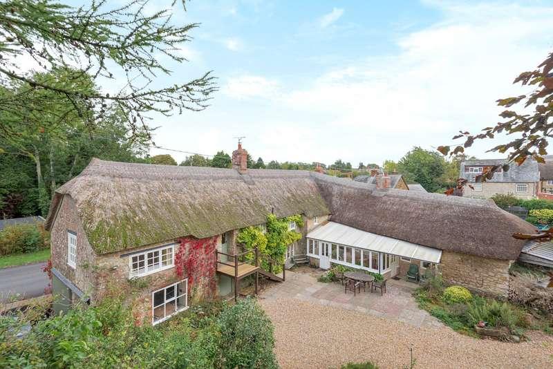 6 Bedrooms Detached House for sale in South Perrott, Beaminster, Dorset, DT8