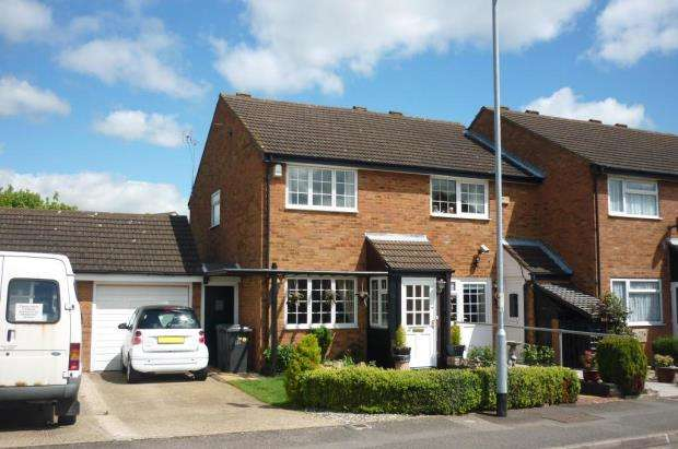 2 Bedrooms Semi Detached House for rent in Derwent Rise, Flitwick