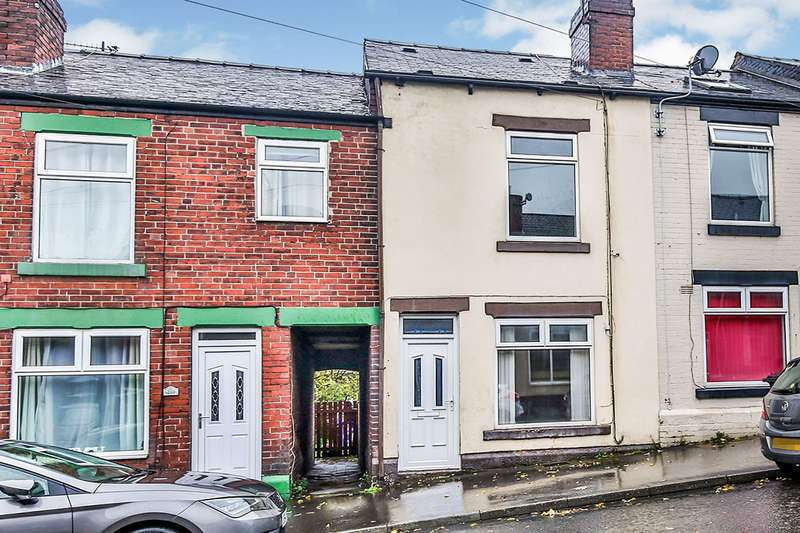 3 Bedrooms House for sale in Woodseats Road, Sheffield, South Yorkshire, S8