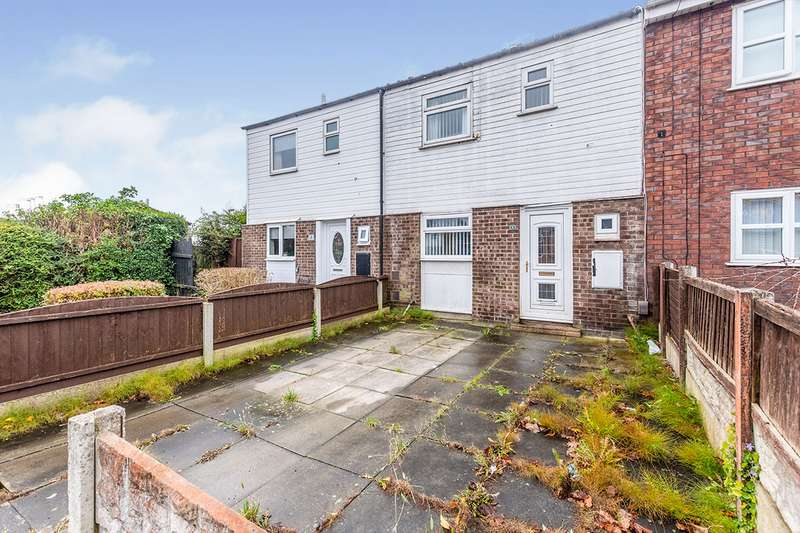 3 Bedrooms House for sale in Standish Court, Widnes, Cheshire, WA8
