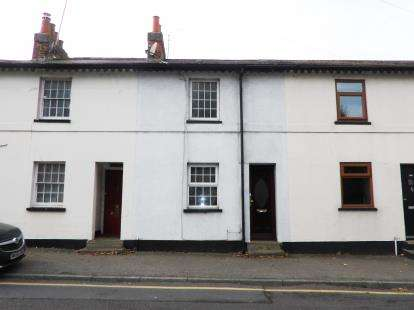 2 Bedrooms Terraced House for sale in Billericay, Essex