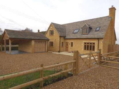 4 Bedrooms Detached House for sale in Weston-Subedge, Chipping Campden, Gloucestershire