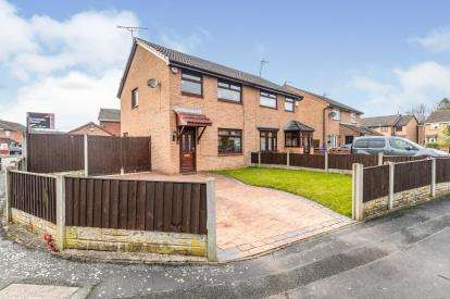 3 Bedrooms Semi Detached House for sale in Simonside, Widnes, Cheshire, ., WA8