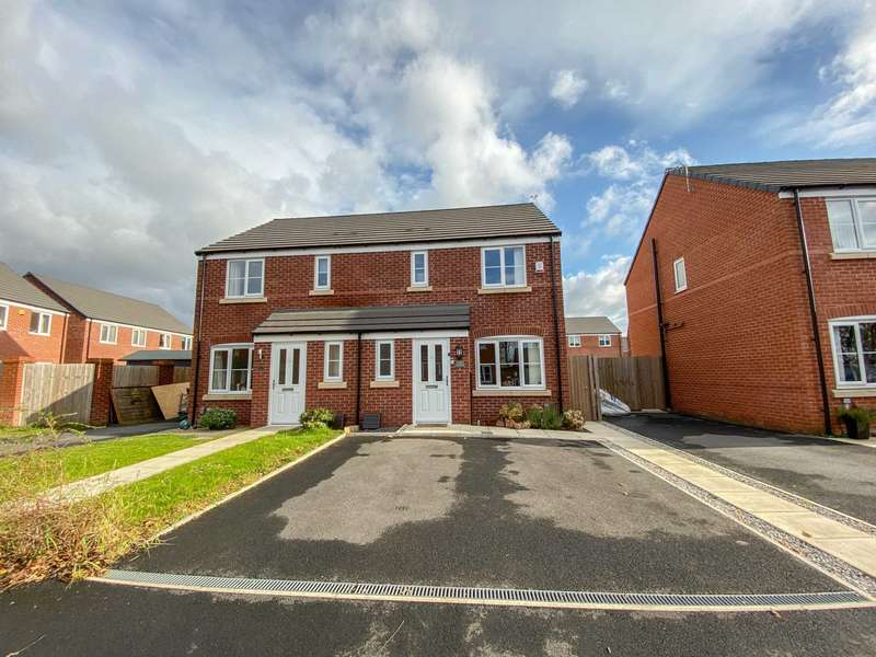 3 Bedrooms Semi Detached House for sale in Helmsley Close, Newton Le Willows