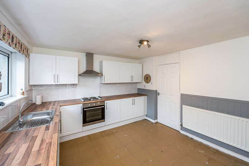 3 Bedrooms End Of Terrace House for sale in Falkland, Skelmersdale, Lancashire, WN8