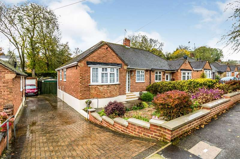 2 Bedrooms Semi Detached Bungalow for sale in Concord Avenue, Chatham, Kent, ME5