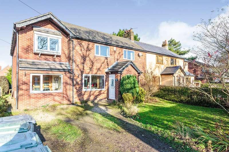 4 Bedrooms Semi Detached House for sale in Medlar Lane, Kirkham, Preston, Lancashire, PR4