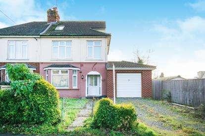 4 Bedrooms Semi Detached House for sale in Springfield Road, Mangotsfield, Bristol
