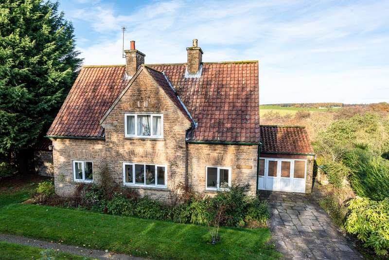 3 Bedrooms Detached House for sale in Kew Cottage, Wiganthorpe, Terrington, York, YO60 6NU