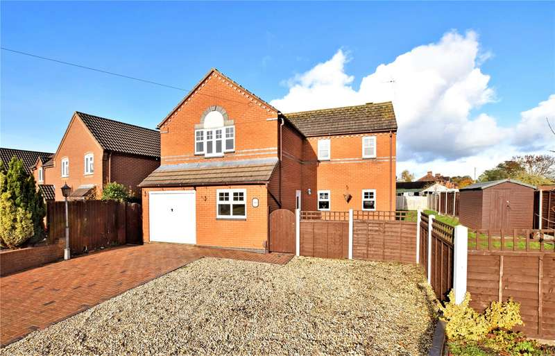 4 Bedrooms Detached House for sale in Eastbrook House, 61 Wheatfield Drive, Shifnal, Shropshire, TF11