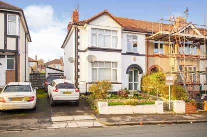 3 Bedrooms End Of Terrace House for sale in Glenfrome Road, Eastville, Bristol