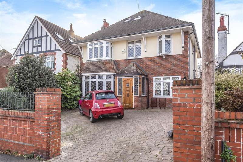 5 Bedrooms Detached House for sale in Mill Lane, Shoreham By Sea