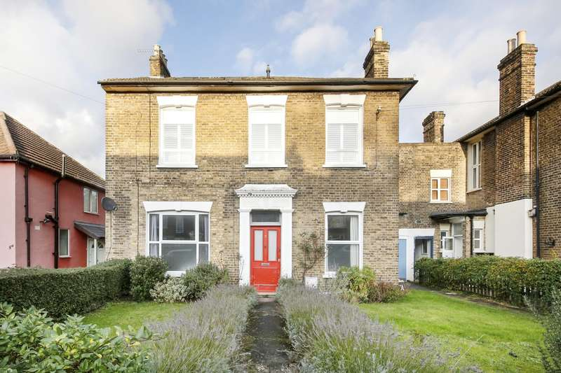 3 Bedrooms Apartment Flat for sale in Howard Road, Anerley, London
