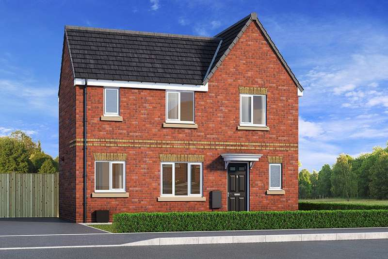 3 Bedrooms Detached House for sale in Princess Drive, Liverpool, Merseyside, L14