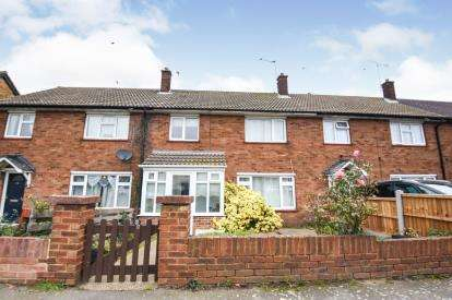 3 Bedrooms Terraced House for sale in Chadwell St Marys, Grays, Essex