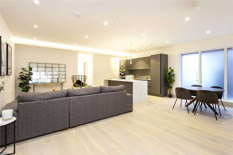 2 Bedrooms Apartment Flat for sale in Plot 1 Ballards Lane, Finchley, London, N3
