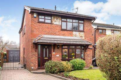 4 Bedrooms Detached House for sale in Green Meadows, Westhoughton, Bolton, Greater Manchester, BL5