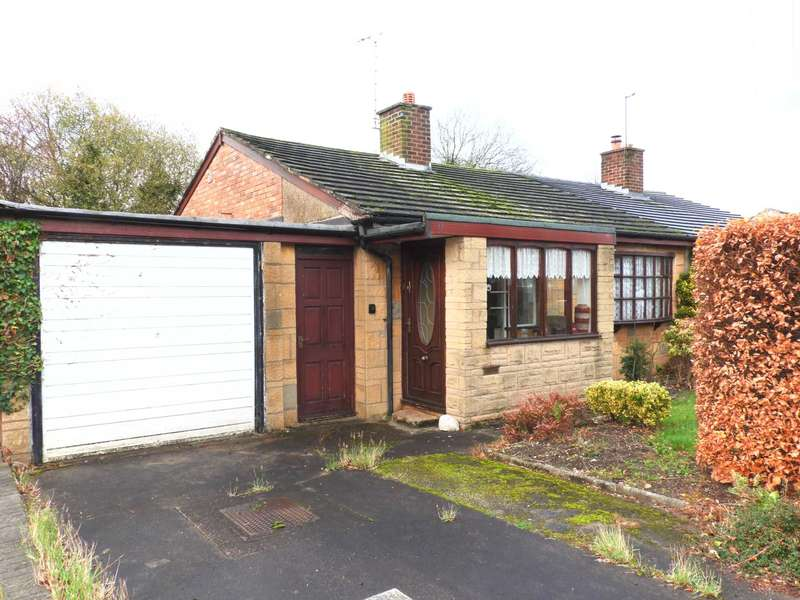 2 Bedrooms Bungalow for sale in Milbrook Crescent, Old Hall Estate