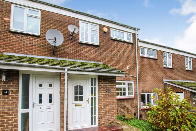 3 Bedrooms Terraced House for sale in Kingsley Walk, Tring