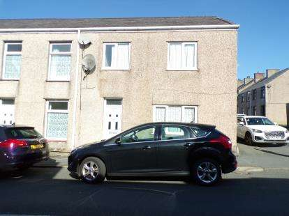 4 Bedrooms End Of Terrace House for sale in Victoria Street, Twthill, Caernarfon, LL55