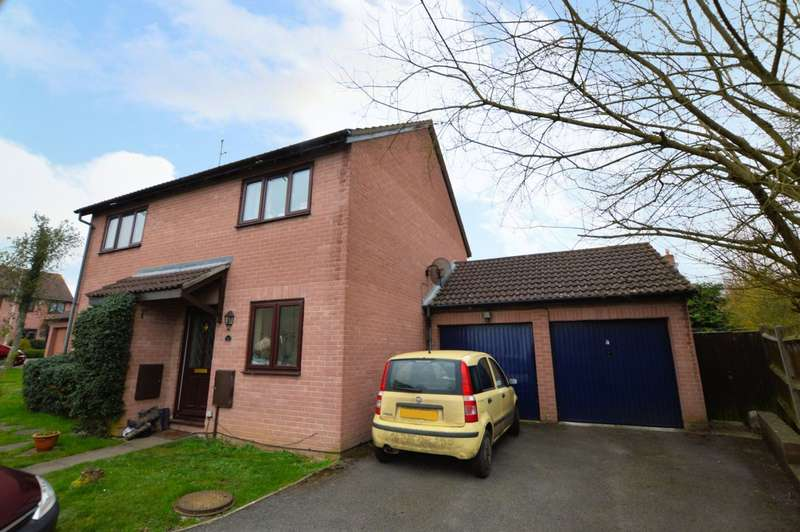 2 Bedrooms Semi Detached House for rent in Thrush Close, Burghfield Common, Reading, RG7