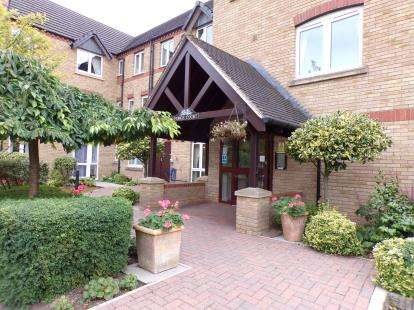 1 Bedroom Retirement Property for sale in Forge Court, Syston, Leicester, Leicestershire