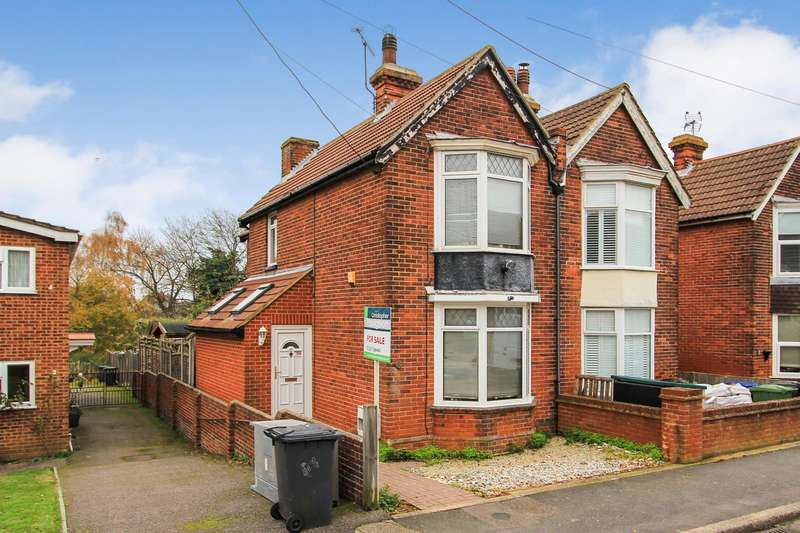 2 Bedrooms Semi Detached House for sale in Burnan Road, Whitstable