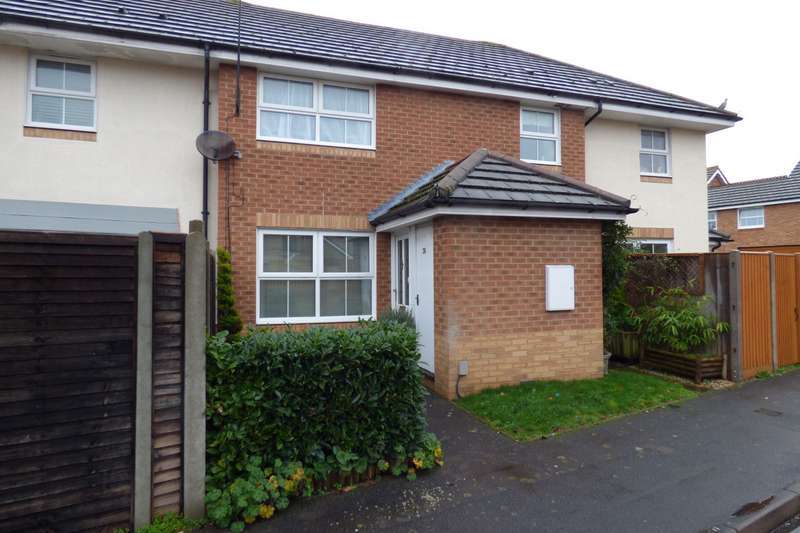 1 Bedroom Terraced House for rent in Donaldson Way, Woodley