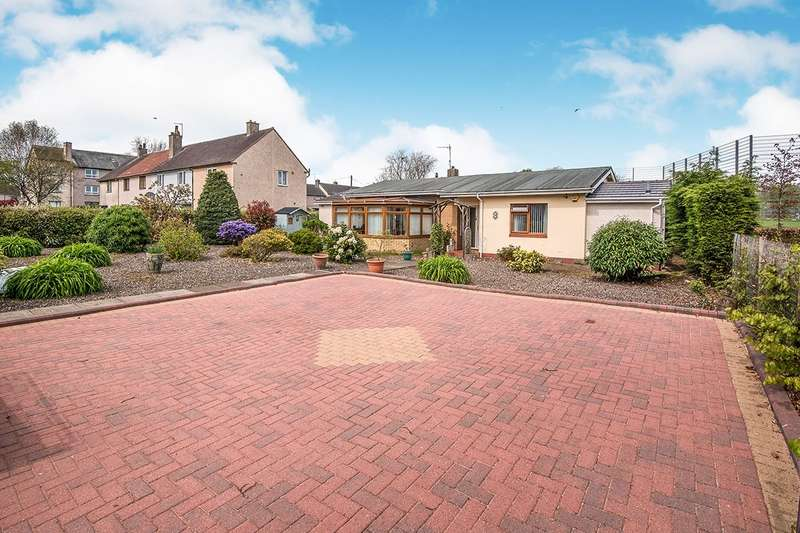 4 Bedrooms Detached Bungalow for sale in Dovecot Road, Glenrothes, Fife, KY7