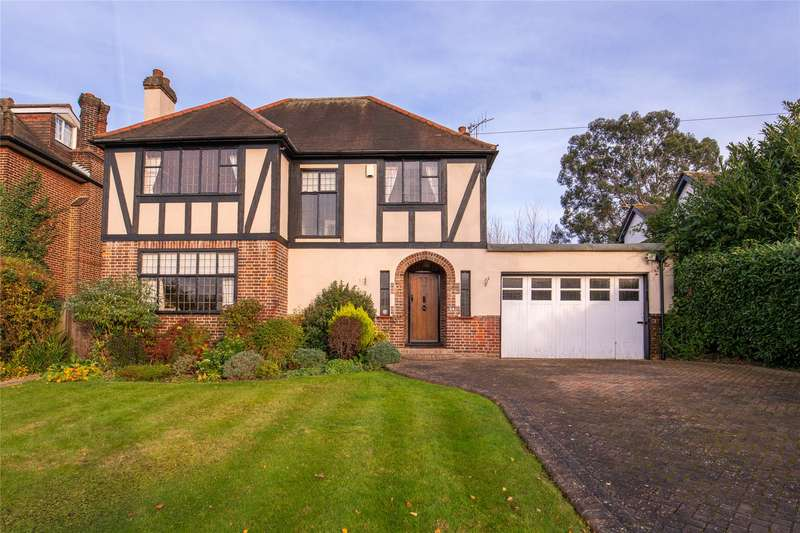 4 Bedrooms Detached House for sale in Brook Road, Loughton, Essex, IG10