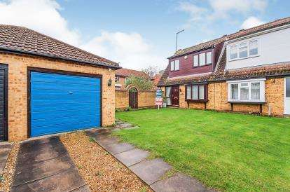 3 Bedrooms Semi Detached House for sale in Lavington Grange, Peterborough, Cambridgeshire