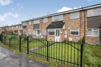 3 Bedrooms Terraced House for sale in Grangeway, Houghton Regis, Dunstable, Bedfordshire