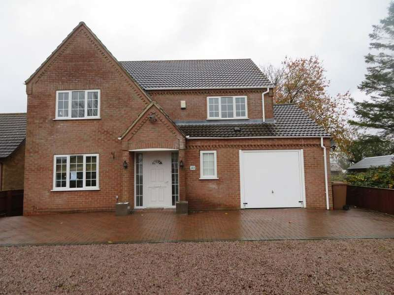 4 Bedrooms Detached House for sale in Main Road, Parson Drove, Wisbech, Cambridgeshire, PE13 4LF