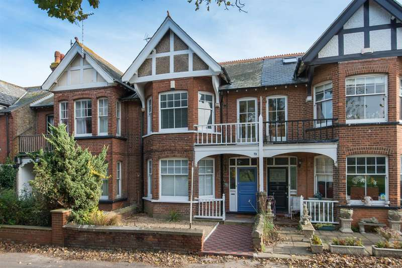 4 Bedrooms Terraced House for sale in Minster Road, Westgate-On-Sea