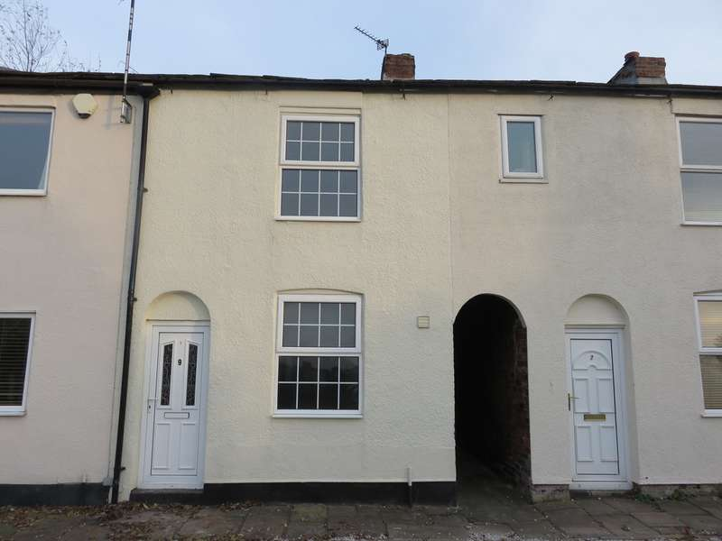 2 Bedrooms Terraced House for rent in William Street, Macclesfield SK10