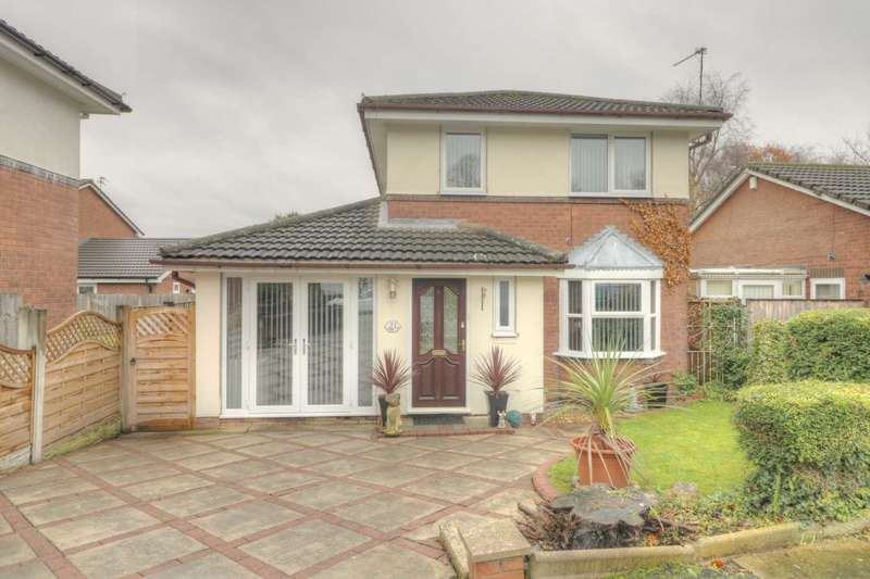 3 Bedrooms Detached House for sale in Herdman Close, Gateacre