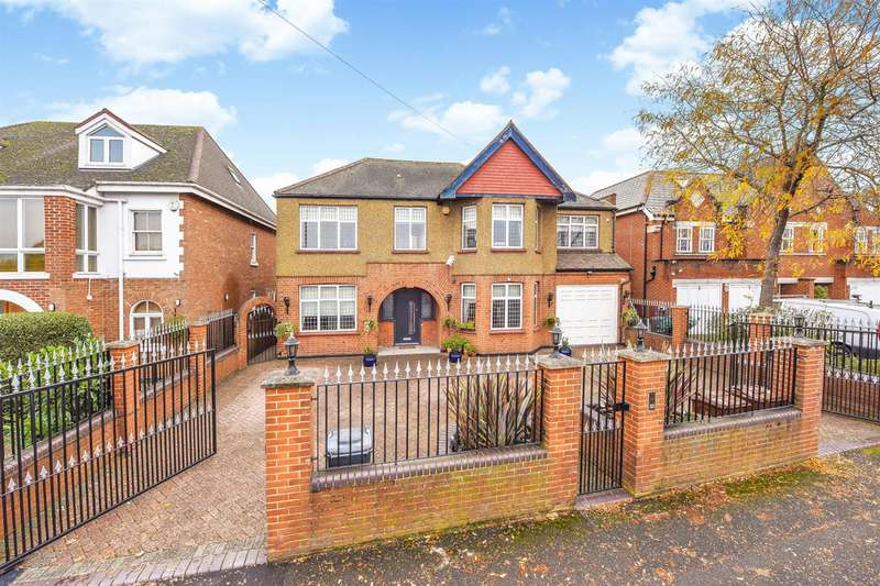 6 Bedrooms Detached House for sale in Jersey Road, Osterley