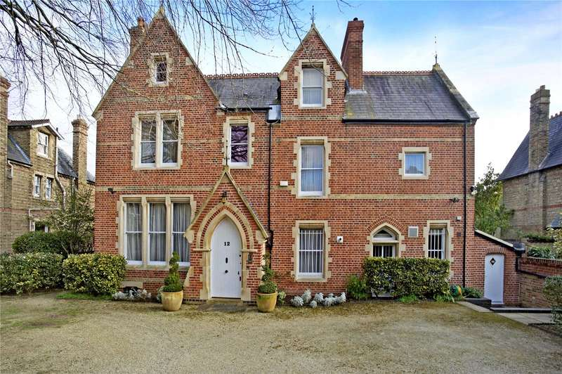 6 Bedrooms Detached House for sale in Crick Road, Oxford, Oxfordshire, OX2