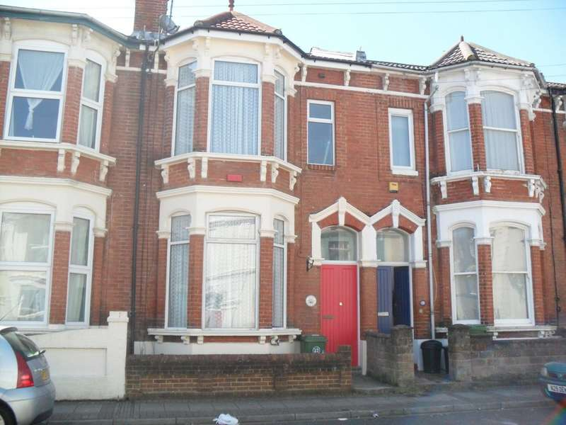7 Bedrooms Terraced House for rent in Beach Road, Southsea
