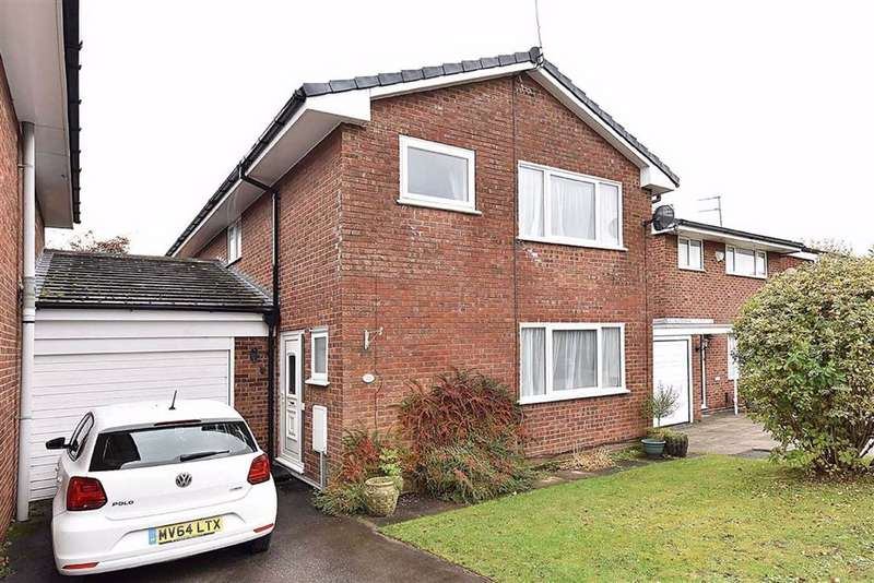 4 Bedrooms Link Detached House for sale in Farwood Close, Macclesfield