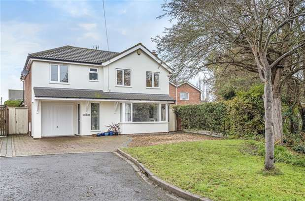 5 Bedrooms Detached House for sale in Green End, Renhold