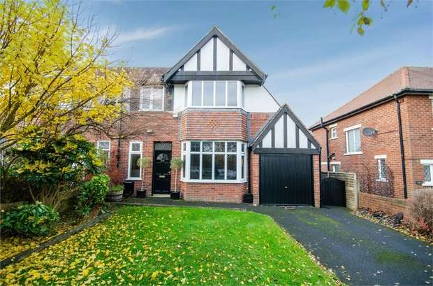 4 Bedrooms Semi Detached House for sale in Newton Drive, Blackpool, Lancashire