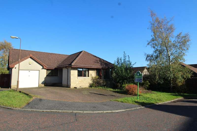 3 Bedrooms Detached Bungalow for sale in Deanburn Gardens, Seafield, Bathgate, West Lothian, EH47