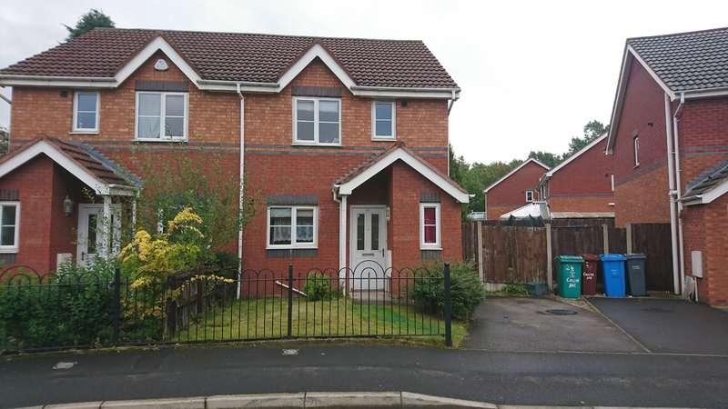 3 Bedrooms Semi Detached House for sale in Collin Avenue, Gorton, Manchester, M18