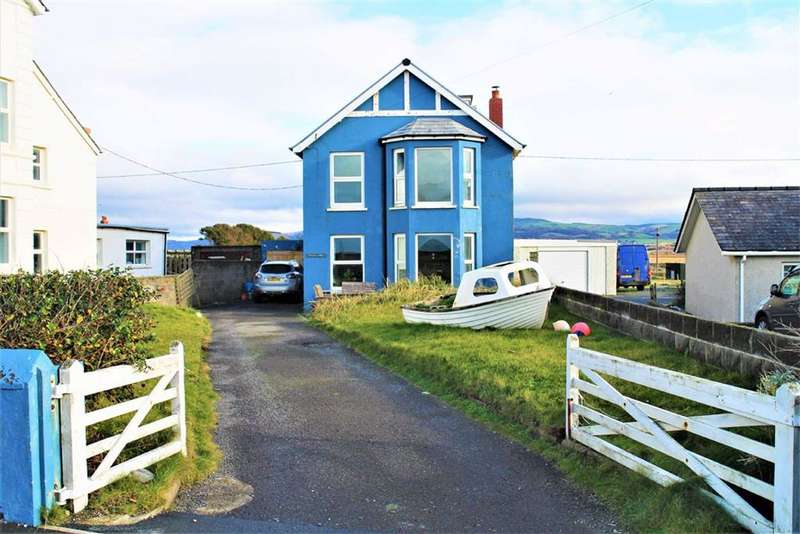 4 Bedrooms Detached House for sale in Borth