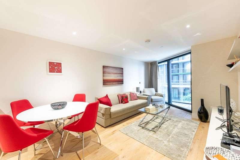 2 Bedrooms Flat for sale in Nine Elms Lane, Nine Elms, SW11