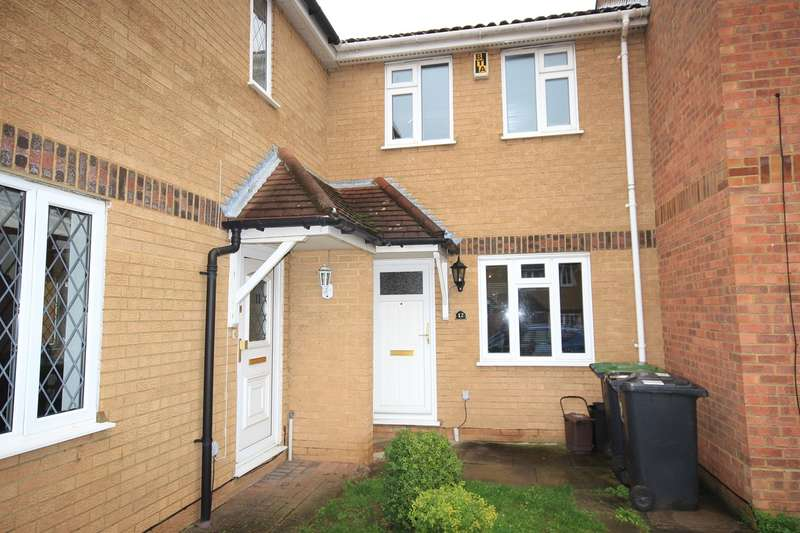 2 Bedrooms Terraced House for rent in St Albans Close, Flitwick, Bedford, MK45