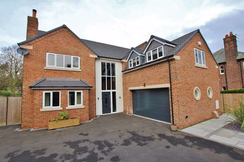 5 Bedrooms Property for sale in Vyner Road South, Prenton, Wirral
