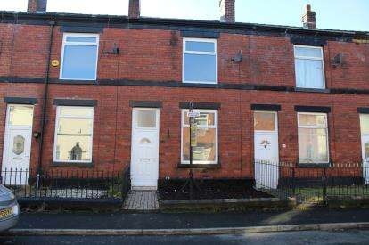 2 Bedrooms Terraced House for sale in Stephen Street, Elton, Bury, Greater Manchester, BL8