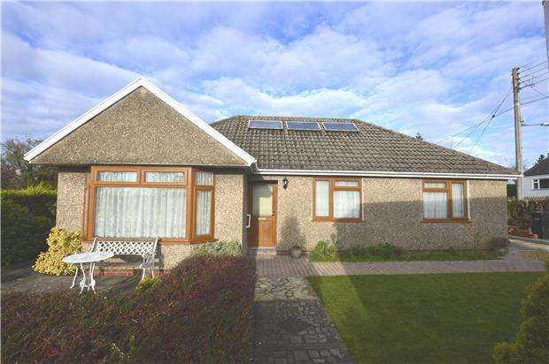 2 Bedrooms Detached Bungalow for sale in Broomhill Lane, Clutton, Bristol, BS39 5SA